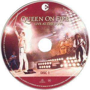 Queen: Queen On Fire - Live At The Bowl (2-CD) - Bild 3