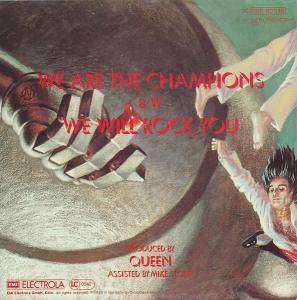 "Queen: We Are The Champions (7"") - Bild 2"