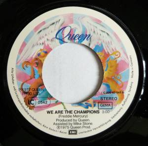 "Queen: We Are The Champions (7"") - Bild 3"