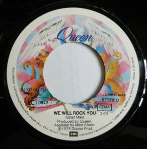 "Queen: We Are The Champions (7"") - Bild 4"