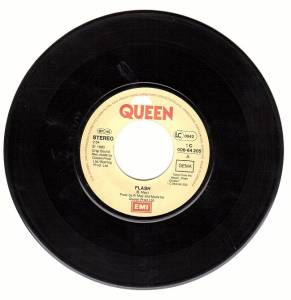 "Queen: Flash (7"") - Bild 3"
