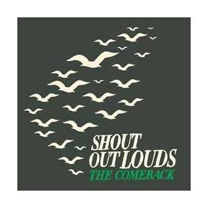 Shout Out Louds: Comeback, The - Cover