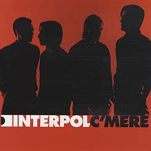 Interpol: C'mere - Cover