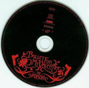 Bullet For My Valentine: The Poison (CD + DVD) - Bild 3