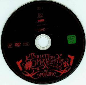 Bullet For My Valentine: The Poison (CD + DVD) - Bild 4