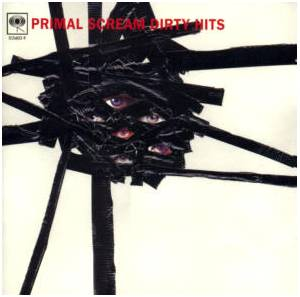 Primal Scream: Dirty Hits - Cover
