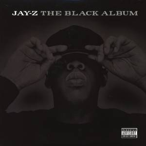 Jay-Z: Black Album, The - Cover
