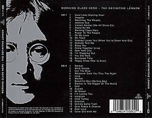 John Lennon: Working Class Hero - The Definitive Lennon (2-CD) - Bild 2