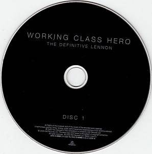 John Lennon: Working Class Hero - The Definitive Lennon (2-CD) - Bild 3