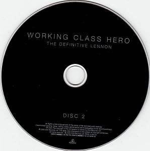John Lennon: Working Class Hero - The Definitive Lennon (2-CD) - Bild 4