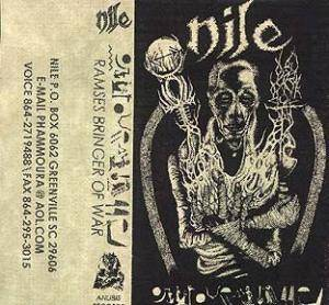 Cover - Nile: Ramses Bringer Of War