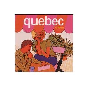 Cover - Ween: Quebec
