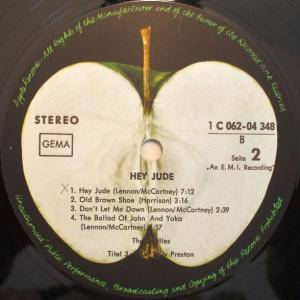 The Beatles: Hey Jude (LP) - Bild 4