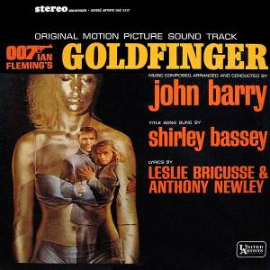 Cover - John Barry: Goldfinger