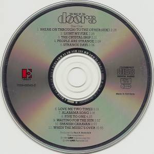 The Doors: The Best Of The Doors (2-CD) - Bild 3