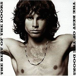 The Doors: Best Of The Doors, The - Cover