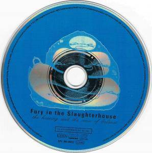 Fury In The Slaughterhouse: The Hearing And The Sense Of Balance (CD) - Bild 5