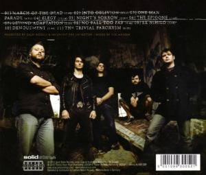 Becoming The Archetype: Terminate Damnation (CD) - Bild 2