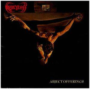 Mercyless: Abject Offerings - Cover
