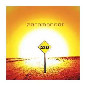 Zeromancer: ZZYZX - Cover