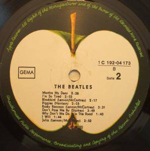 The Beatles: The Beatles (White Album) (2-LP) - Bild 4
