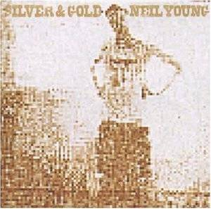 Neil Young: Silver & Gold - Cover