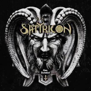 Satyricon: Now, Diabolical - Cover
