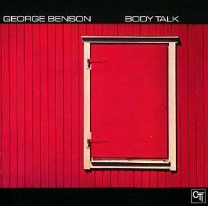 Cover - George Benson: Body Talk