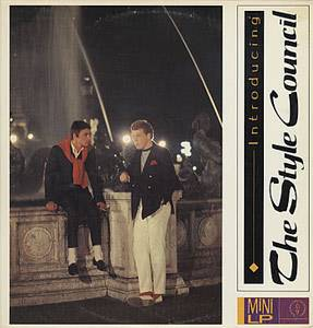 The Style Council: Introducing The Style Council - Cover
