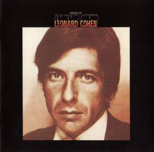 Leonard Cohen: Songs Of Leonard Cohen - Cover