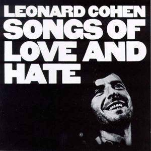 Leonard Cohen: Songs Of Love And Hate - Cover