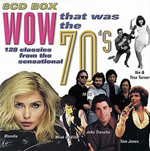 Cover - Various Artists/Sampler: Wow That Was The 70's