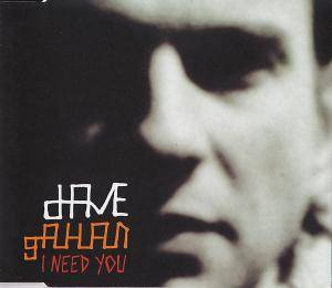 Dave Gahan: I Need You - Cover