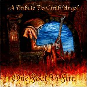One Foot In Fire - A Tribute To Cirith Ungol - Cover