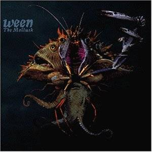 Ween: Mollusk, The - Cover