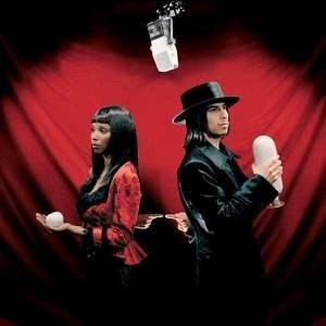 The White Stripes: Blue Orchid - Cover