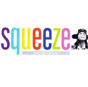 Cover - Squeeze: Babylon And On