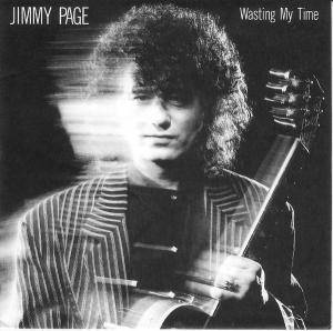 Jimmy Page: Wasting My Time - Cover