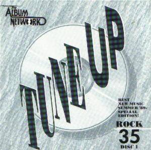 Cover - Stevie Ray Vaughan And Double Trouble: Album Network 035 - CD Tune Up Rock #35 - Disc 1