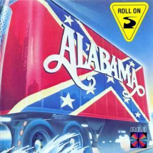 Cover - Alabama: Roll On