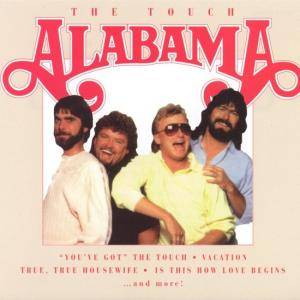 Cover - Alabama: Touch, The