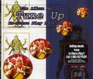 Album Network 038 - In-Store Play TuneUp 38 // Annie Lennox : In-Store Sampler - Cover
