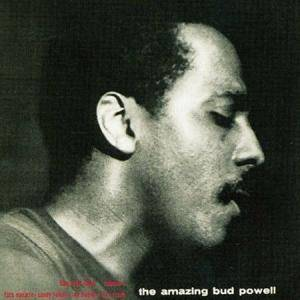 Bud Powell: Amazing Bud Powell Volume 1, The - Cover