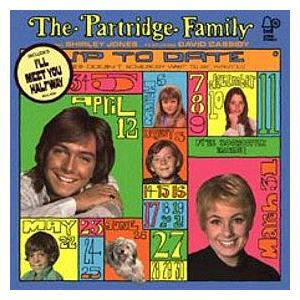 Partridge Family, The: Up To Date - Cover