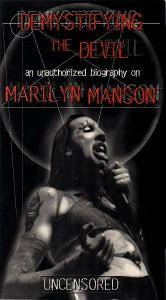 Marilyn Manson: Demystifying The Devil - Cover