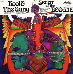 Cover - Kool & The Gang: Spirit Of The Boogie
