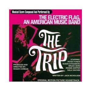Cover - Electric Flag, The: Trip, The