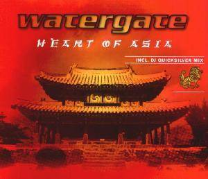 Cover - Watergate: Heart Of Asia