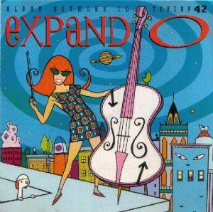 Cover - Tripping Daisy: Album Network 042 - Expand-O  | CD Tune Up #42