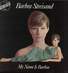 Cover - Barbra Streisand: My Name Is Barbra
